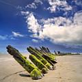 Cefn Sidan Beach 3 by Phil Fitzsimmons