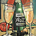 Celebrate With Bubbly by Tim Nyberg