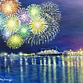 Celebrating In The Lbc by Amelie Simmons