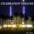 Celebration Movie Theater 1994 by David Lee Thompson