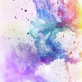 Celebration Of Colors  by Lavender Liu