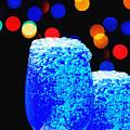 Celebrations With Blue Lagon by Manjot Singh Sachdeva
