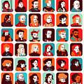 Celebrities by Lupita Mastara
