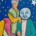Celestial Couple by JoLynn Potocki