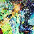 Celestial Xvi by Tina Baxter