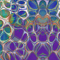 Cell Abstract 17 by Edward Fielding