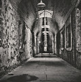 Cell Block 1 Bw by Heather Applegate