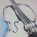 Cello by Jennifer Whitworth
