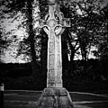 Celtic Cross In Killarney Ireland by Teresa Mucha