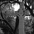 Celtic Cross by Melody Jones