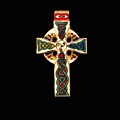 Celtic Cross by Thomas  Burke