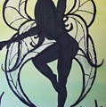 Celtic Fairy by Amy Lauren Gettys