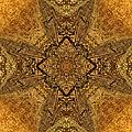 Celtic Mandala Abstract by Georgiana Romanovna