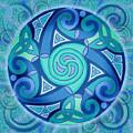 Celtic Planet by Kristen Fox