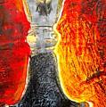 Celtic Sword Handel by Patricia Bigelow