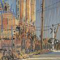 Cement Hopper by Donald Maier