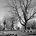 Cemetery 5 by Anita Burgermeister