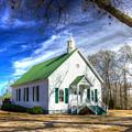 Centennial Christian Church Est 1909 by Reid Callaway