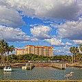Centennial Park Boat Ramp by HH Photography of Florida