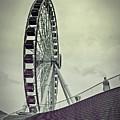 Centennial Wheel by Randy J Heath