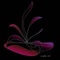 Centerpiece 4 by Iris Gelbart