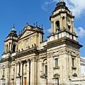 Central Church Guatemala City 1 by Douglas Barnett