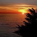 Central Coast Sunset by Dave Sribnik
