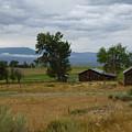 Central Idaho Scene by Dan Dixon