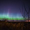 Central Minnesota Aurora by Alex Blondeau