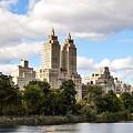 Central Park Reservoir  by Danielle Nicholle