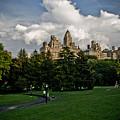 Central Park Skies by Robert J Caputo