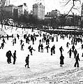 Central Park Winter Carnival by Underwood & Underwood