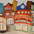 Centre Town by Heather Lovat-Fraser