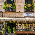 Ceramic Shop - Toledo Spain by Jon Berghoff