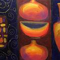 Ceramics by Aliza Souleyeva-Alexander