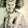 Ceremonial Clown by Olaoluwa Smith