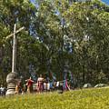 Cerro De La Cruz - Antigua Guatemala Hdr Iv by Totto Ponce