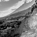 Cerro De La Cruz Bnw by Totto Ponce