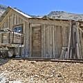 Cerro Gordo Ore Car by Backcountry Explorers