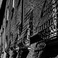 Cesena In Black And White by Andrea Mazzocchetti