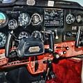 Cessna Cockpit by Paul Ward