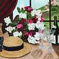 C'est Le Temp Pour Le Vin by Bonnie Peacher