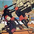 Ceylonese Dockworkers by Granger