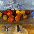 Cezanne: Apples & Biscuits by Granger