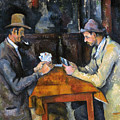Cezanne: Card Player, C1892 by Granger