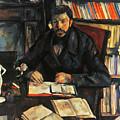 Cezanne: Geffroy, 1895-96 by Granger