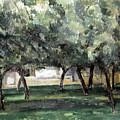 Cezanne: Le Clos Normand by Granger