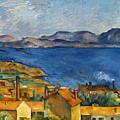 Cezanne Marseilles 1886-90 by Granger