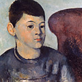 Cezanne: Portrait Of Son by Granger