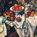 Cezanne: Still Life, C1899 by Granger